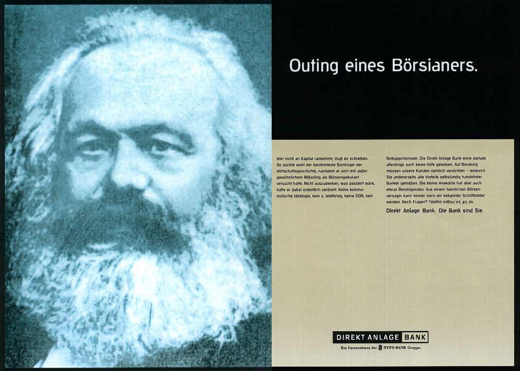 DAB Bank Karl Marx